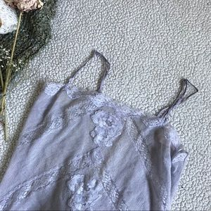 Victoria's Secret Intimates & Sleepwear - Victoria's Secret Lingerie Gray Top Sz XS